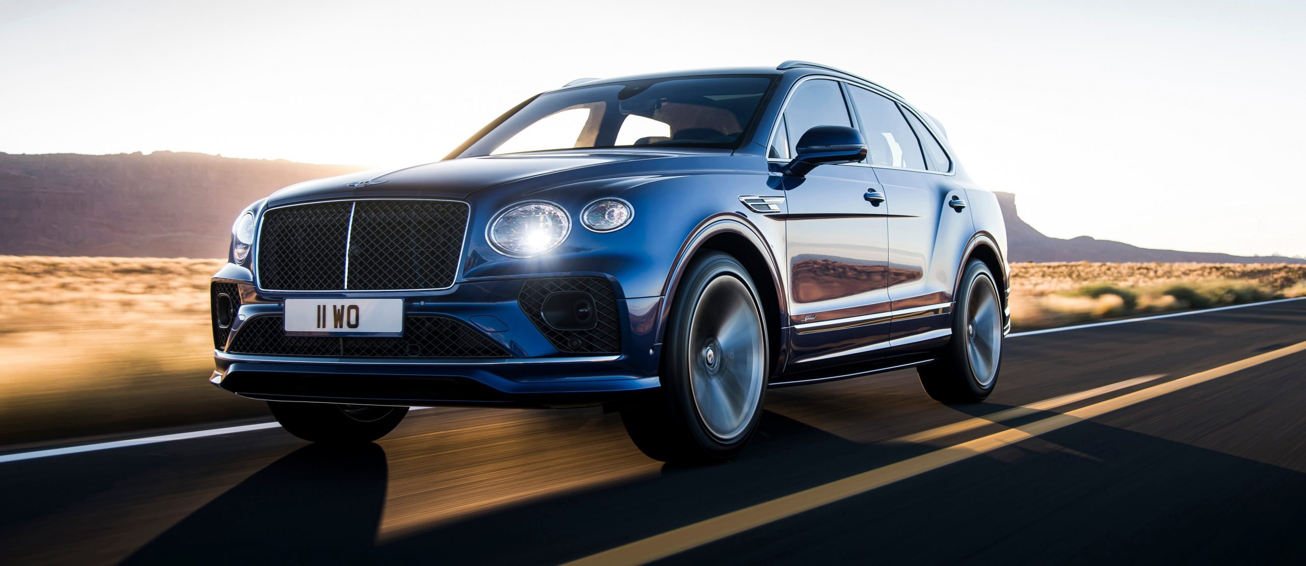 Bentley Motors Announces The Full Details Of The New Bentayga Speed Mea Finance Com